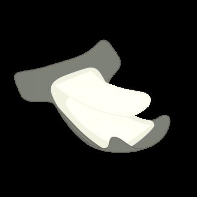 retropi tygblöjor