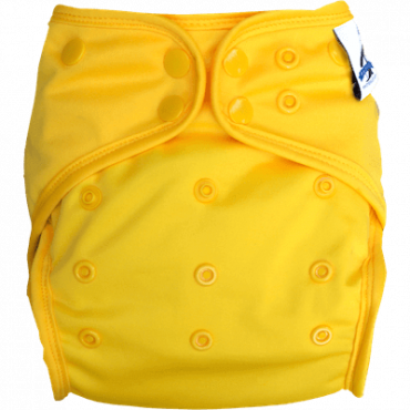 Allt-i-Ett Tygblöja Hampa Citron