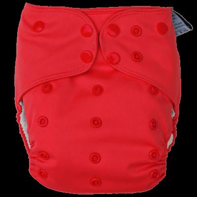 retropi tygblöjor jordgubb